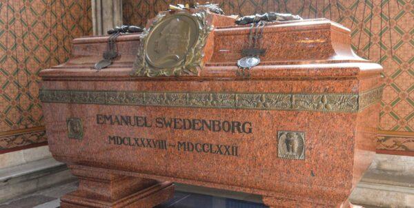 Emanuel Swedenborgs gravmonument