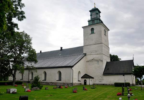 Fotografi föreställande Munktorps kyrka