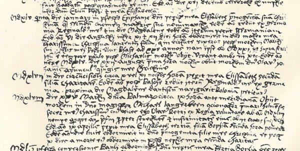 Förfalskad text av Nils Rabenius