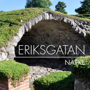 Framsidan av boken Eriksgatan Närke